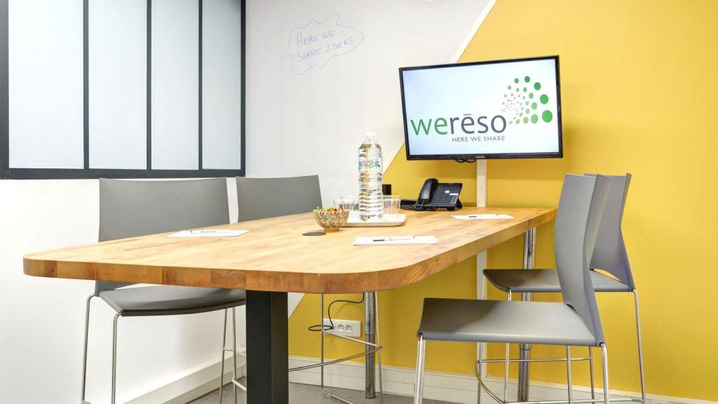 Bureaux de réunion